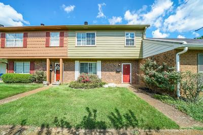Nashville Condo/Townhouse For Sale: 5600 Country Dr Apt 150