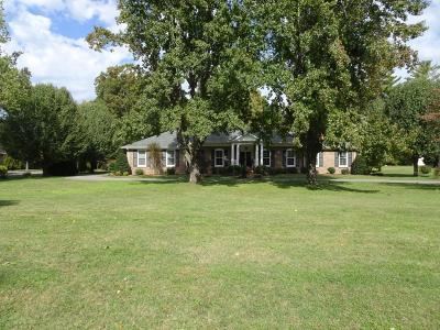 Brentwood Single Family Home For Sale: 1920 Harpeth River Dr