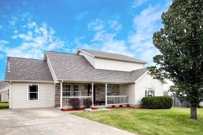 Lavergne Single Family Home Under Contract - Not Showing: 803 Keith Dr