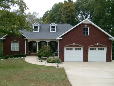 Ashland City Single Family Home Under Contract - Showing: 416 Timber Rd