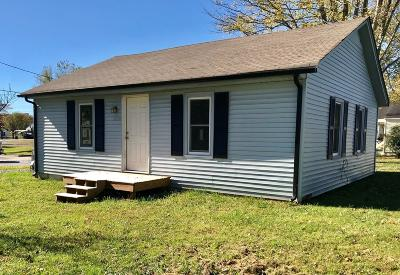 Smithville TN Single Family Home Under Contract - Showing: $74,900