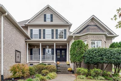 Spring Hill Single Family Home For Sale: 1418 Savannah Park Dr