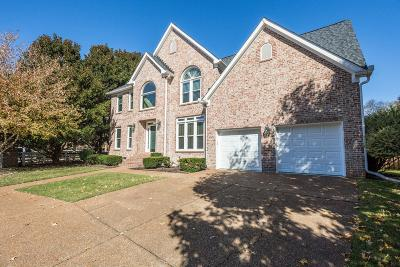 Williamson County Single Family Home Under Contract - Not Showing: 300 Stanley Park Ln
