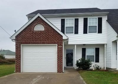 Single Family Home Sold: 825 Chilhowee Ct