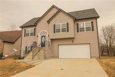 Clarksville Single Family Home For Sale: 660 Fox Hound Dr