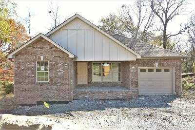 Wilson County Single Family Home Under Contract - Not Showing: 52 Terrace Hill Rd. #52