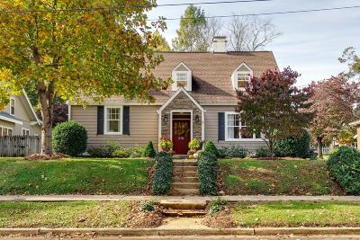 Winchester Single Family Home For Sale: 319 N Jefferson St