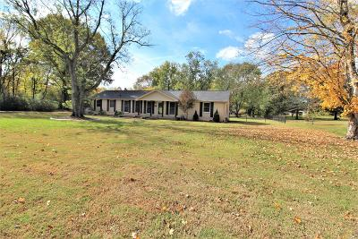 Mount Juliet Single Family Home Under Contract - Not Showing: 810 Hillview Dr