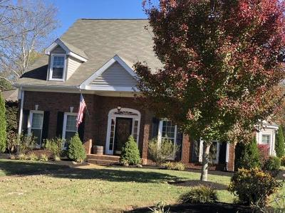 Franklin Single Family Home For Sale: 173 London Lane