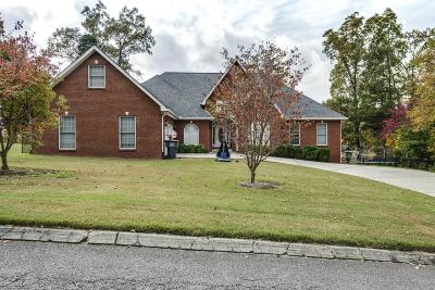 Cookeville Single Family Home For Sale: 622 Longstreet Drive