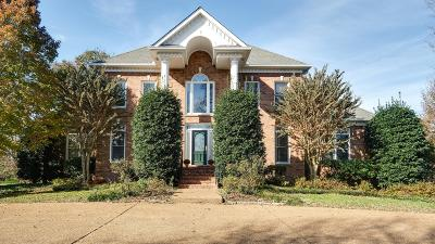 Brentwood  Single Family Home For Sale: 729 Jones Parkway