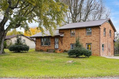 Clarksville Single Family Home For Sale: 317 Burch Rd