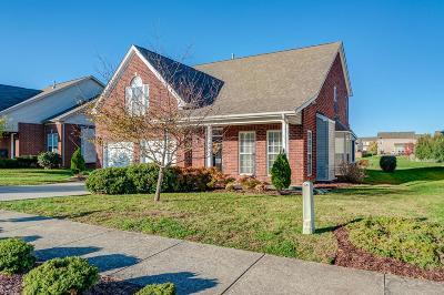 Spring Hill Single Family Home For Sale: 1006 Daniel Ln