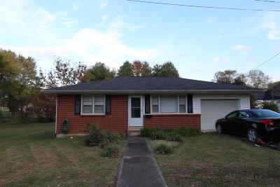 Watertown TN Single Family Home For Sale: $57,500
