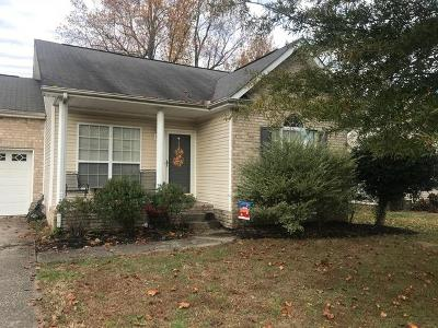 White House Single Family Home Under Contract - Showing: 137 Willowleaf Ln