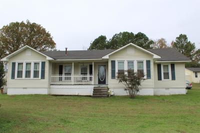 Leoma Single Family Home Under Contract - Showing: 2555 Highway 43 South
