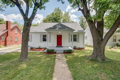 Single Family Home For Sale: 307 Thuss Ave