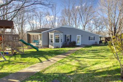 Franklin Single Family Home For Sale: 5519 Noble King Rd