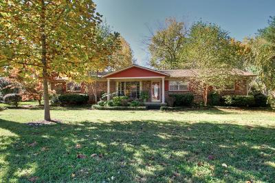 Rutherford County Single Family Home Under Contract - Not Showing: 310 Ridgecrest Dr