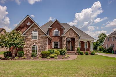 Hendersonville Single Family Home For Sale: 1025 Heathrow Dr
