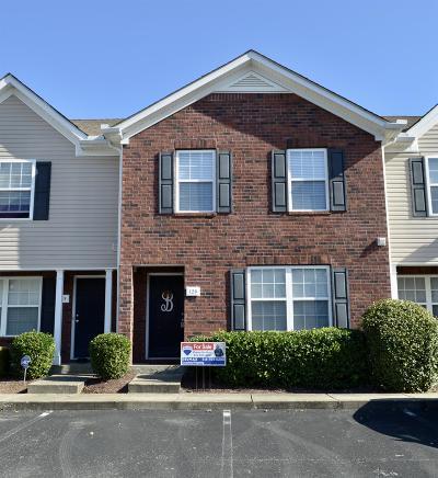 Smyrna Single Family Home For Sale: 120 Oak Valley Cir