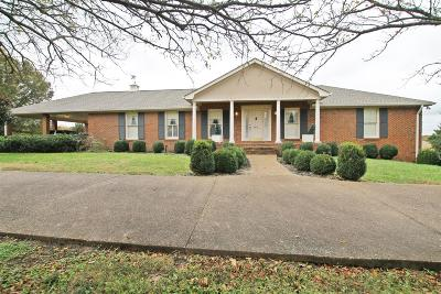 Springfield Single Family Home For Sale: 5452 Highway 161