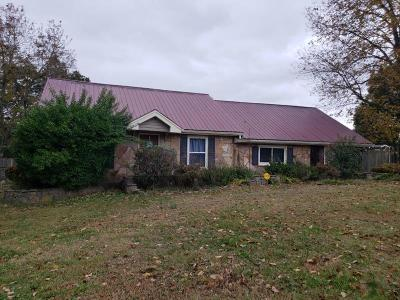 Murfreesboro Single Family Home Under Contract - Showing: 6208 Woodbury Pike