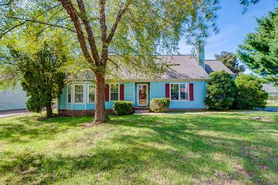 Smyrna Single Family Home For Sale: 104 McNairy Ln