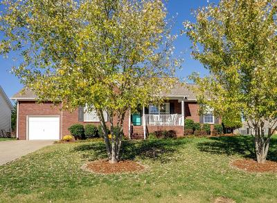 Spring Hill  Single Family Home Under Contract - Showing: 2742 Mollys Ct