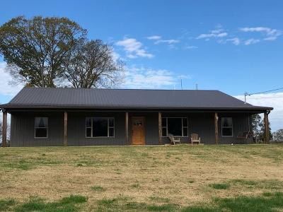 Marshall County Single Family Home For Sale: 4830 Moses Road