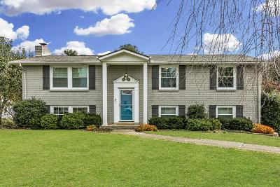 Hermitage Single Family Home Under Contract - Not Showing: 605 Des Moines Dr