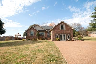 Springfield Single Family Home For Sale: 6280 Gum Station Rd