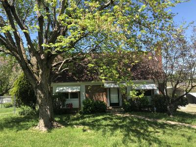 Clarksville Single Family Home Active Under Contract: 2015 Delia Dr