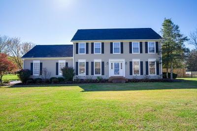 Columbia  Single Family Home For Sale: 613 Edenburg Dr
