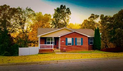Clarksville Single Family Home For Sale: 3370 N Henderson Way