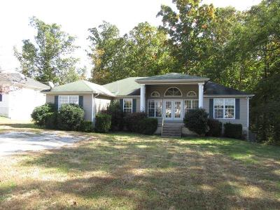 Humphreys County Single Family Home Under Contract - Showing: 340 Tinnell Station Dr