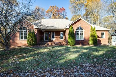 Tanglewood Sub Phase 3 Single Family Home Under Contract - Not Showing: 4492 Pine Dr