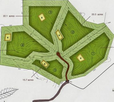 Franklin Residential Lots & Land For Sale: 5040 Chinkapin Ln