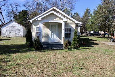 Watertown TN Single Family Home For Sale: $139,900