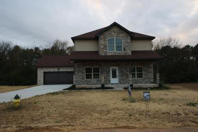 Murfreesboro Single Family Home For Sale: 2709 Lightning Bug Dr