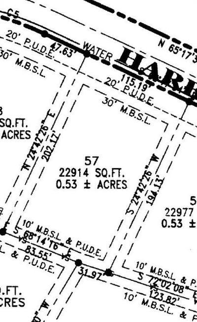 Lebanon Residential Lots & Land For Sale: 58 Harbor Pt
