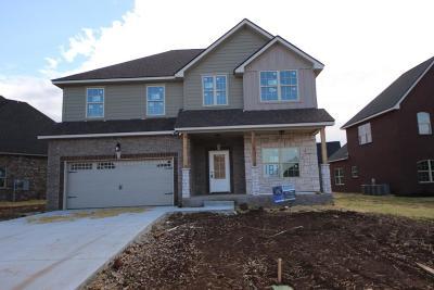 Murfreesboro Single Family Home For Sale: 5029 Asbury Rd