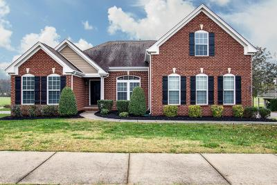 Nolensville TN Single Family Home For Sale: $414,500