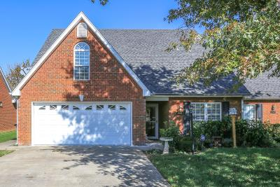 Murfreesboro Single Family Home For Sale: 445 Golfview Ct