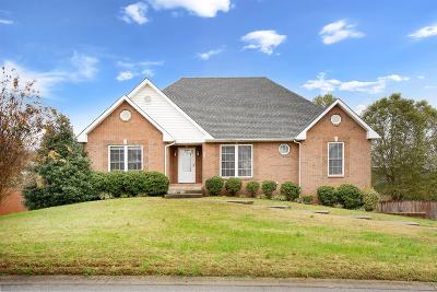Clarksville Single Family Home For Sale: 1003 Trevor Dr