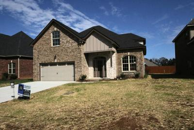 Murfreesboro Single Family Home For Sale: 2808 Lightning Bug Dr