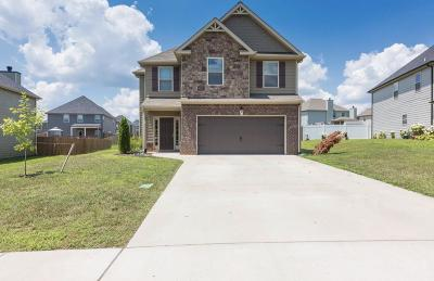 Clarksville Single Family Home For Sale: 2166 Bandera Dr