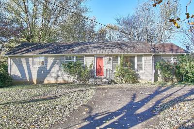 Smyrna, Lascassas Single Family Home Under Contract - Not Showing: 106 Clearview Dr