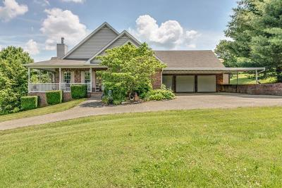 Lebanon Single Family Home Under Contract - Showing: 441 Bonnie Valley Dr