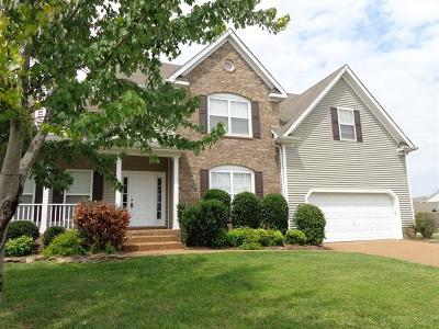 Thompsons Station  Rental For Rent: 1257 Annapolis Cir